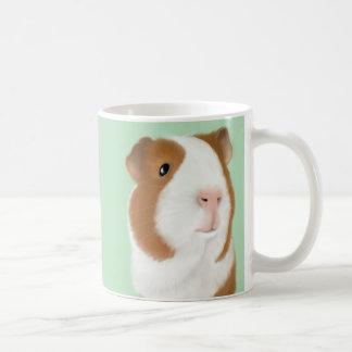 Guinea-pig sulks coffee mug