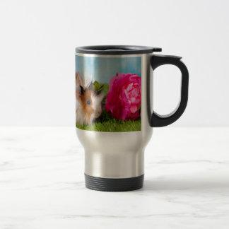 guinea pig travel mug