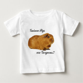 Guinea Pigs are gorgeous Baby T-Shirt