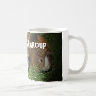 Guinea pigs (cavies) coffee mug