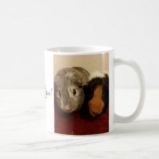 Guinea pigs mug