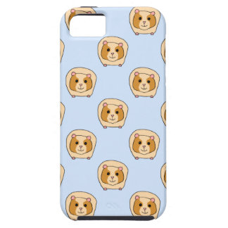Guinea Pigs on Blue iPhone 5 Covers