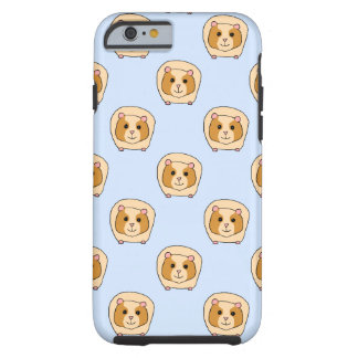 Guinea Pigs on Blue. Tough iPhone 6 Case