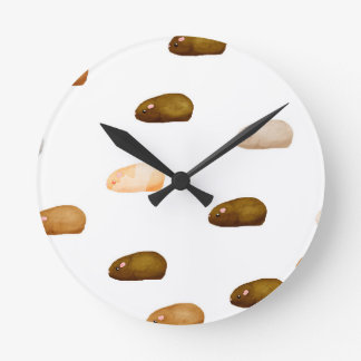 Guinea Pigs Wall Clocks