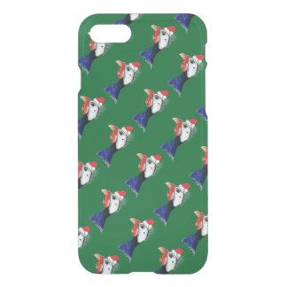 Guinea Santa Claus iPhone 7 Case
