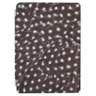 Guineafowl Spotted Feather Abstract iPad Air Cover