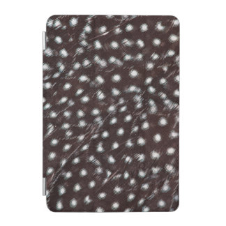 Guineafowl Spotted Feather Abstract iPad Mini Cover