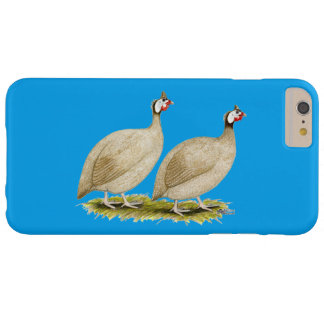 Guineas Buff Dundotte Fowl Barely There iPhone 6 Plus Case