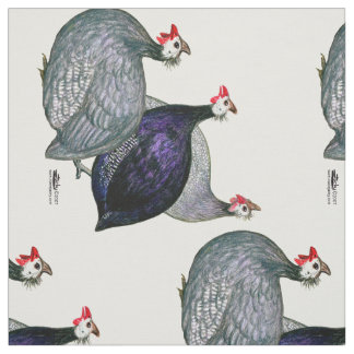 Guineas Three Fabric