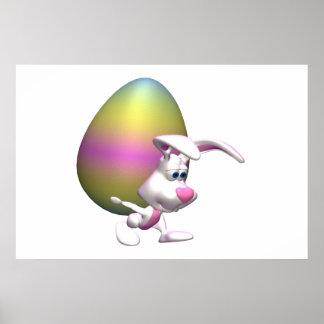 Guiness Easter Egg Poster