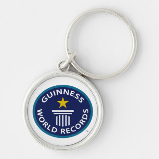 Guiness World Records Keychain