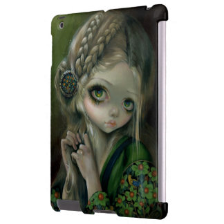 """Guinevere Had Green Eyes"" iPad Case"