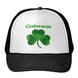 Guinness Shamrock Trucker Hat