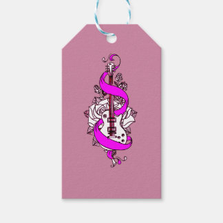 Guitar 2 gift tags