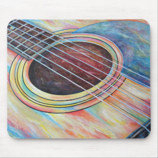 Guitar 2 mouse pad