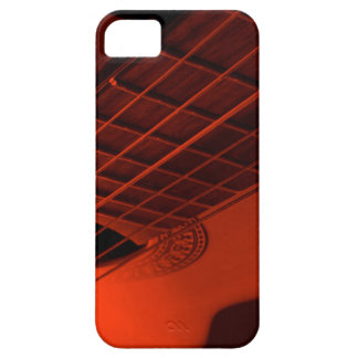 Guitar abstract. iPhone 5 case