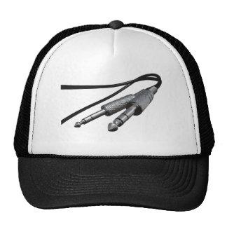 Guitar Amp Plugs Trucker Hats