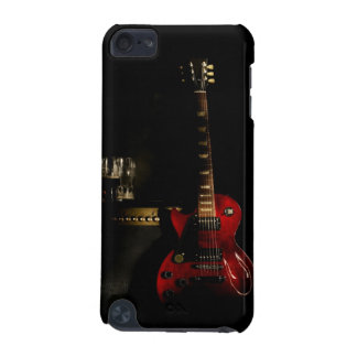 guitar and amplifier phone case