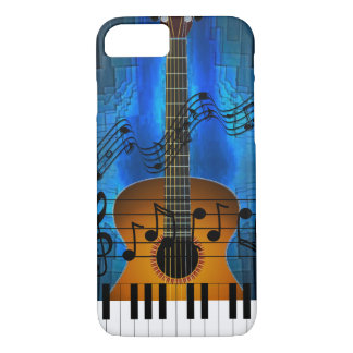 Guitar and Keyboard Music iPhone 8/7 Case
