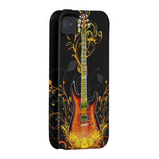 Guitar Art 1 Case-Mate Case Case For The iPhone 4