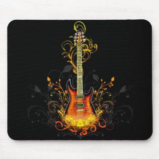 Guitar Art 1 Mousepad