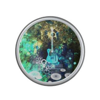 Guitar Art Bump Speaker
