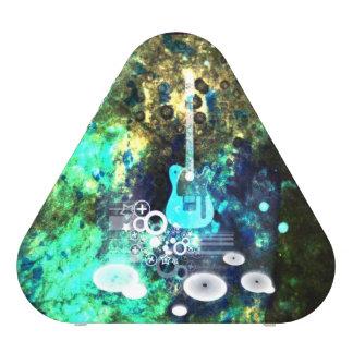Guitar Art Speaker
