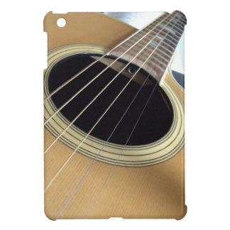 Guitar background iPad mini cover