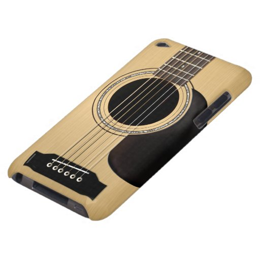 Guitar Barely There iPod Cases
