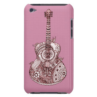 Guitar Barely There iPod Covers