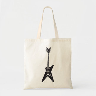 Guitar Budget Tote