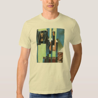 Guitar by Juan Gris Tshirts