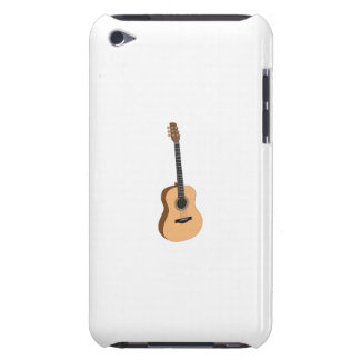 Guitar clipart iPod touch case