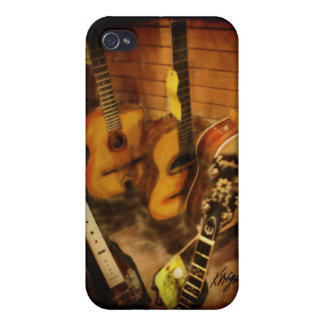 Guitar Dreams iPhone 4/4S Cases