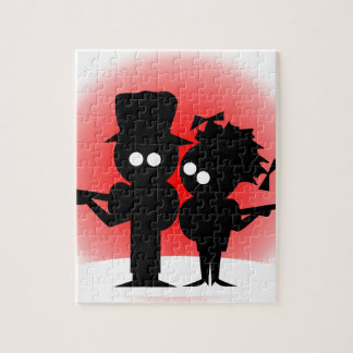 Guitar Duo Jigsaw Puzzle
