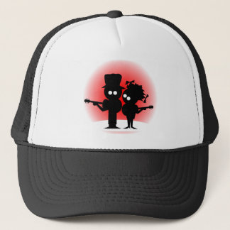 Guitar Duo Trucker Hat
