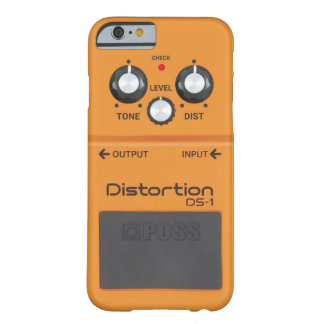 Guitar effector barely there iPhone 6 case