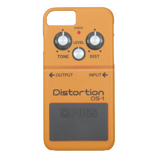 Guitar effector iPhone 7 case