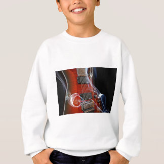 Guitar Eight Strings Seven-String Guitars Sweatshirt