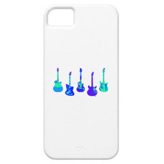 Guitar Ensemble Barely There iPhone 5 Case