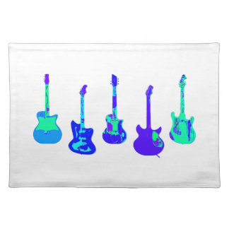 Guitar Ensemble Placemat