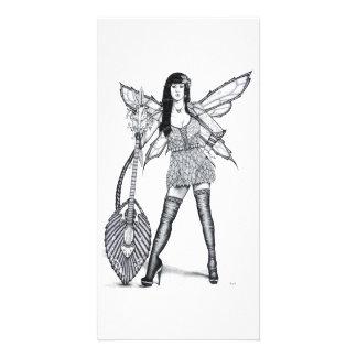 Guitar Fairy - Photo Card