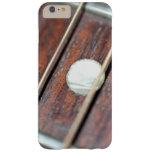 Guitar Fret Barely There iPhone 6 Plus Case