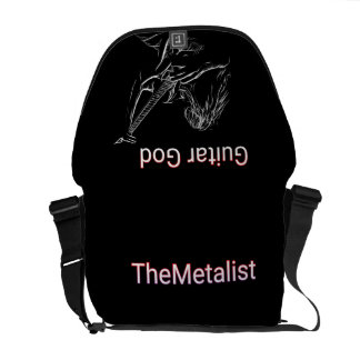 Guitar God bag Commuter Bags