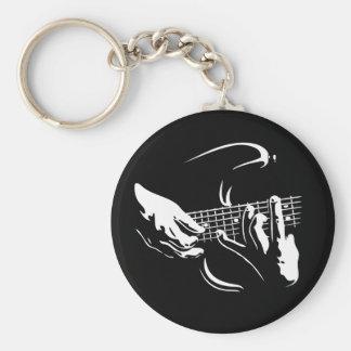 guitar-hands-DKT Key Chain