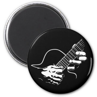 Guitar Hands II Magnet