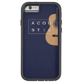 Guitar illustration iPhone case