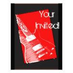 guitar invite