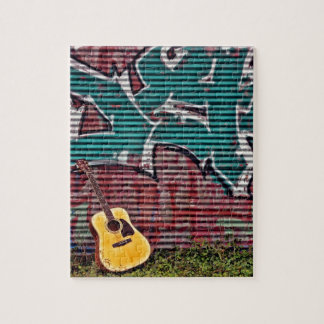 Guitar Jigsaw Puzzle