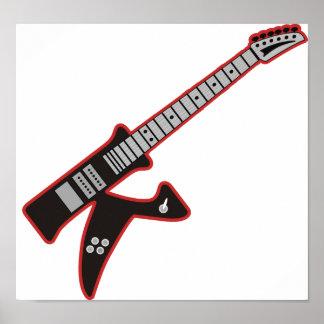 Guitar K Posters